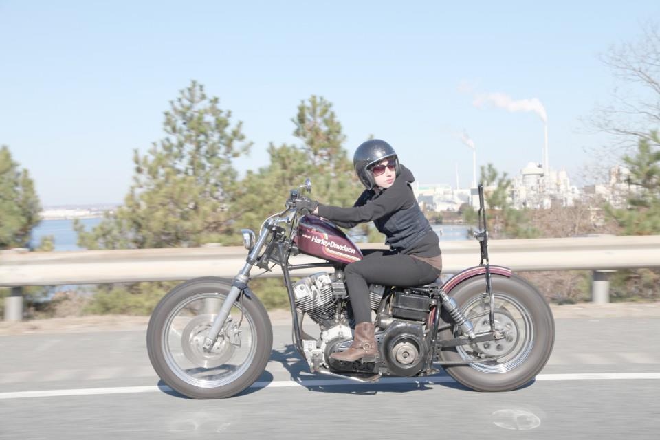 Préférence Moto Lady MO09
