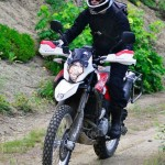 Riding the Husky 650 Terra at the Touratech ADV Moto Rally