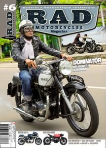Rad Motorcycle Mag France April 2013