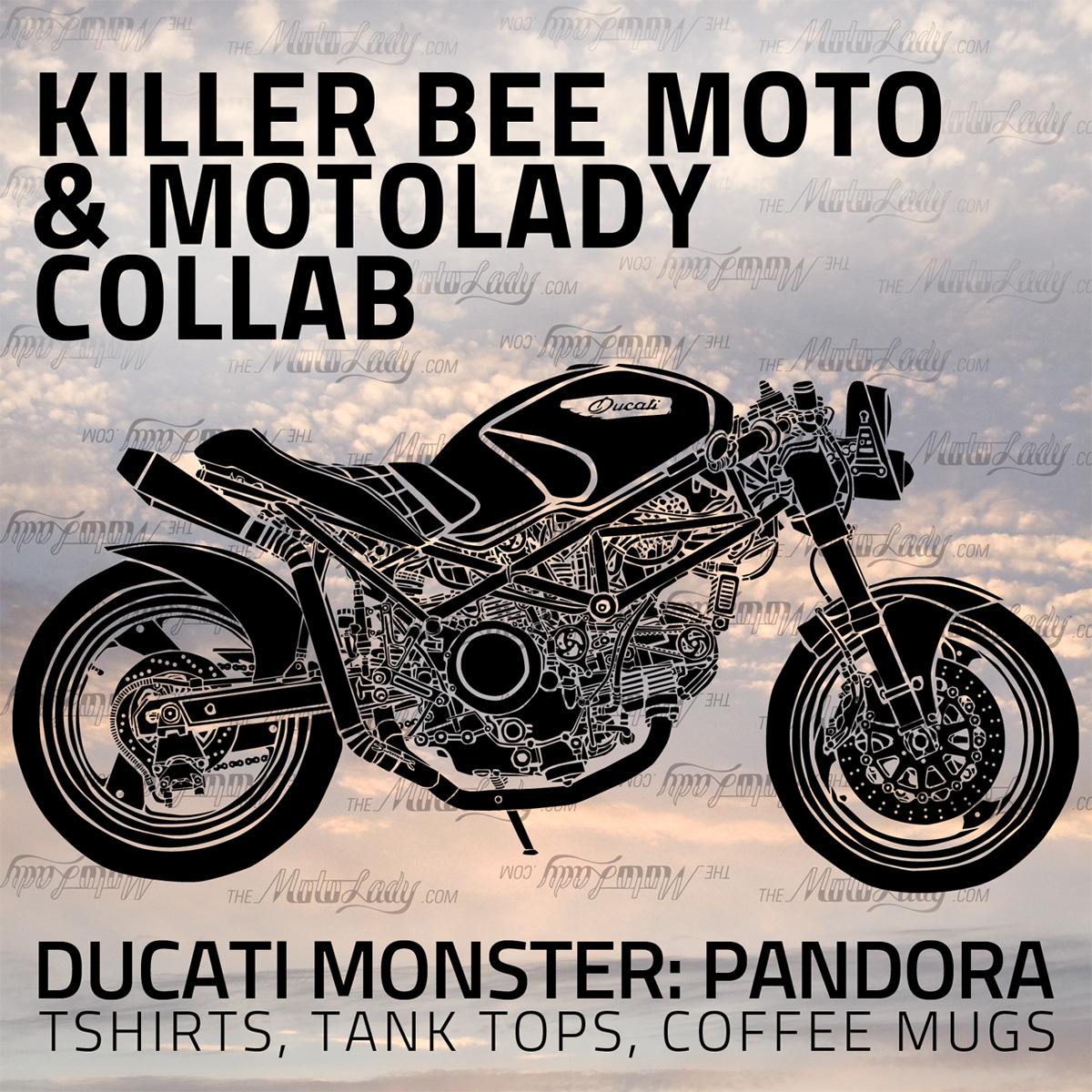 killerbeemoto-motolady-monster