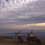Double Ducati Scrambler