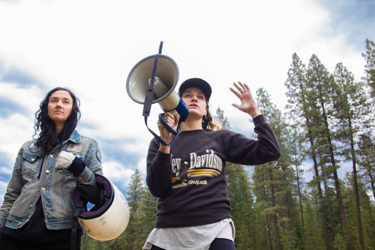 Lanakila MacNaughton & Becky Goebel, creators of Dreamroll