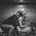 Sofi Tsingos & Alicia Elfving | Photo by Brandon LaJoie