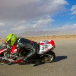 Femmewalla trackday, Ducati 748
