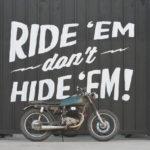 Jessica Van Dusen's Frankenbike
