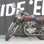 Becky Slane's Honda