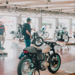the Motorcycle Missions ladies build